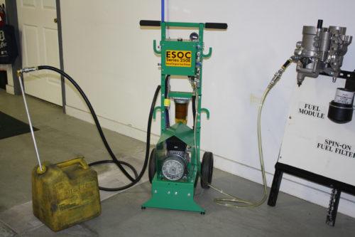 Esoc Series 455 Fuel Primer System